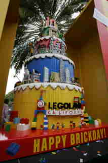 Legoland Birthday